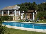 "Villa ""La Rana"" with big private pool in Nerja"