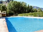 Heavenly swimming pool 5 minutes from house