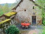 Le Mûrier de Viels is a delightful gîte, 'Le Fournil house