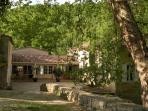 Le Domaine du Moulin de Rioupassat à 10mn de St Emilion