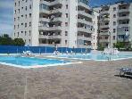 Main pool and children's pool
