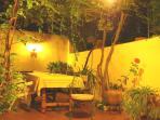 Night patio,July 2011