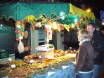 Evening Market - Morillon High Street