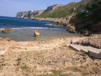 Playa de 'les Arenetes'