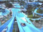 Fuengirola Aqua Park - 10 mins drive away