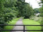 The Avenue,part of the Fife Coastal Path