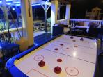 Professional Air Hockey Table