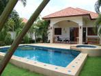 Villas for rent in Hua Hin: V6047