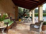 Covert terrace