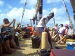 Snorkel or Dive