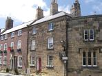 The Middle'In Apartment, Alnwick - Graded II listed building