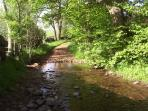Local walks towards Melmerby - a nice stroll of 1 mile
