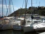 Puerto de Mazarron - Marina and Light House