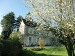 Un lieu enchanteur: la Villa Magnolia