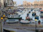 Spinola Bay fishing boats