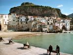 Amazing sea view in Cefalu