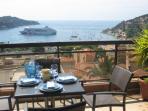 Breathaking Views of Villeranche Bay