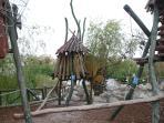 Selwo Dolphinarium - Playground