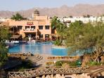 Use all the facilities of the main pool, with its daily and night time activities......