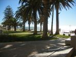 Beach Front Promenade