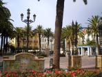 Beautiful Ayamonte town