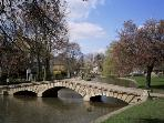 Bourton on the Water Bridges