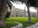 Il vecchio Forte di Santa Tecla