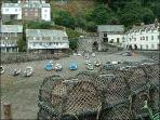 Clovelly Harbour - 45 mins drive