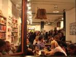 Cafeteria-Biblioteca