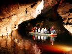 Explore the Marble Arch Caves geopark, which is a short drive away