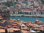 Porto - Douro River - 10  minutes by train