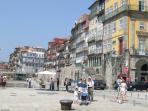 Ribeiro, Porto - world heritage site