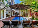 Villa Alleira pool view