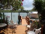 Property has private dock on Intracoastal
