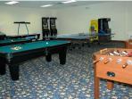 Pool & Table Football