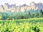 Carcassonne - a breath-taking sight!
