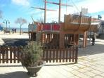 You know the kids will love the many wonderful playgrounds in La Cala