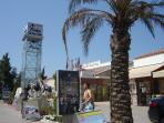 Orka Hotel - the check-in point on arrival for No.18 - the hotel is in Ovacik-en route to Hisaronu