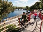 Great Western Greenway - 42km off road cycling & walking trail