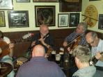 Matt Malloys Pub in Westport Town, the Best Bar in the World