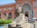 Museum in Cairo