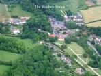 Tranquil Village location in Wookey Hole near Wells