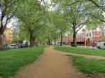 Brook Green, St Pauls School