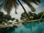 Sunrise Villa- the perfect place for a wonderful relaxing holiday! Pool, palm and sea!