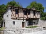 The Troglodyte House