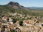 Village de Roquebrune sur Argens