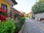 Villa Elaia common garden