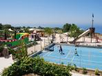 Childrens play area - Aphrodite Hills (5 mins drive)