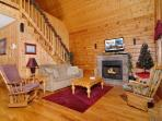 Pigeon Forge family room