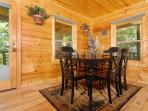 Pine Cove Hideaway #1816- Kitchen Table